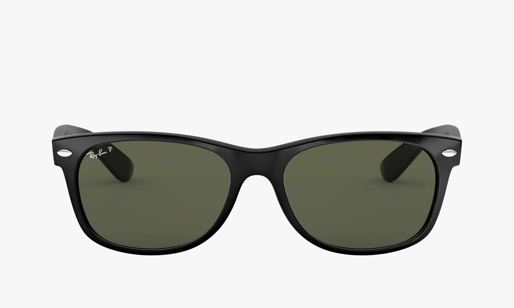 Image of Ray-Ban NEW WAYFARER color Black