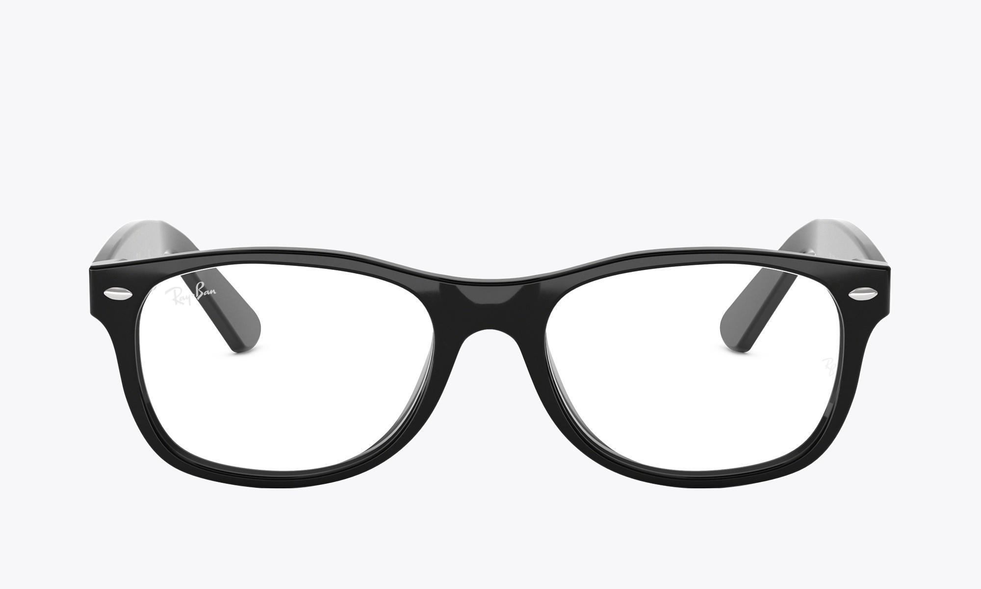 Image of Ray-Ban New Wayfarer Optics color Black