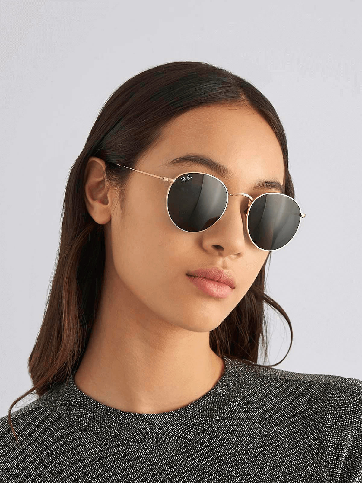 Ray Ban Optical ROUND METAL RX3447V Phantos Eyeglasses