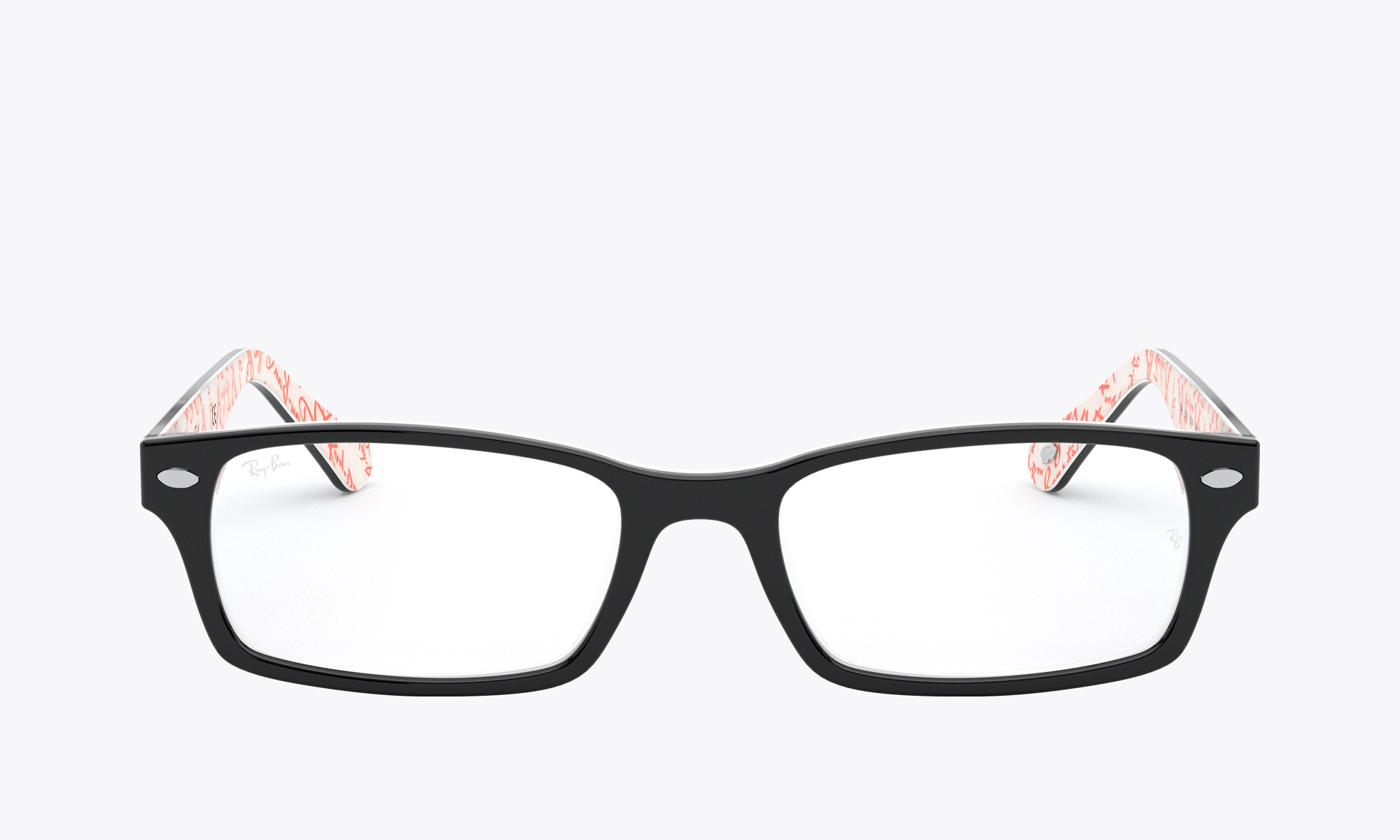 Image of Ray-Ban RX5206 color Black