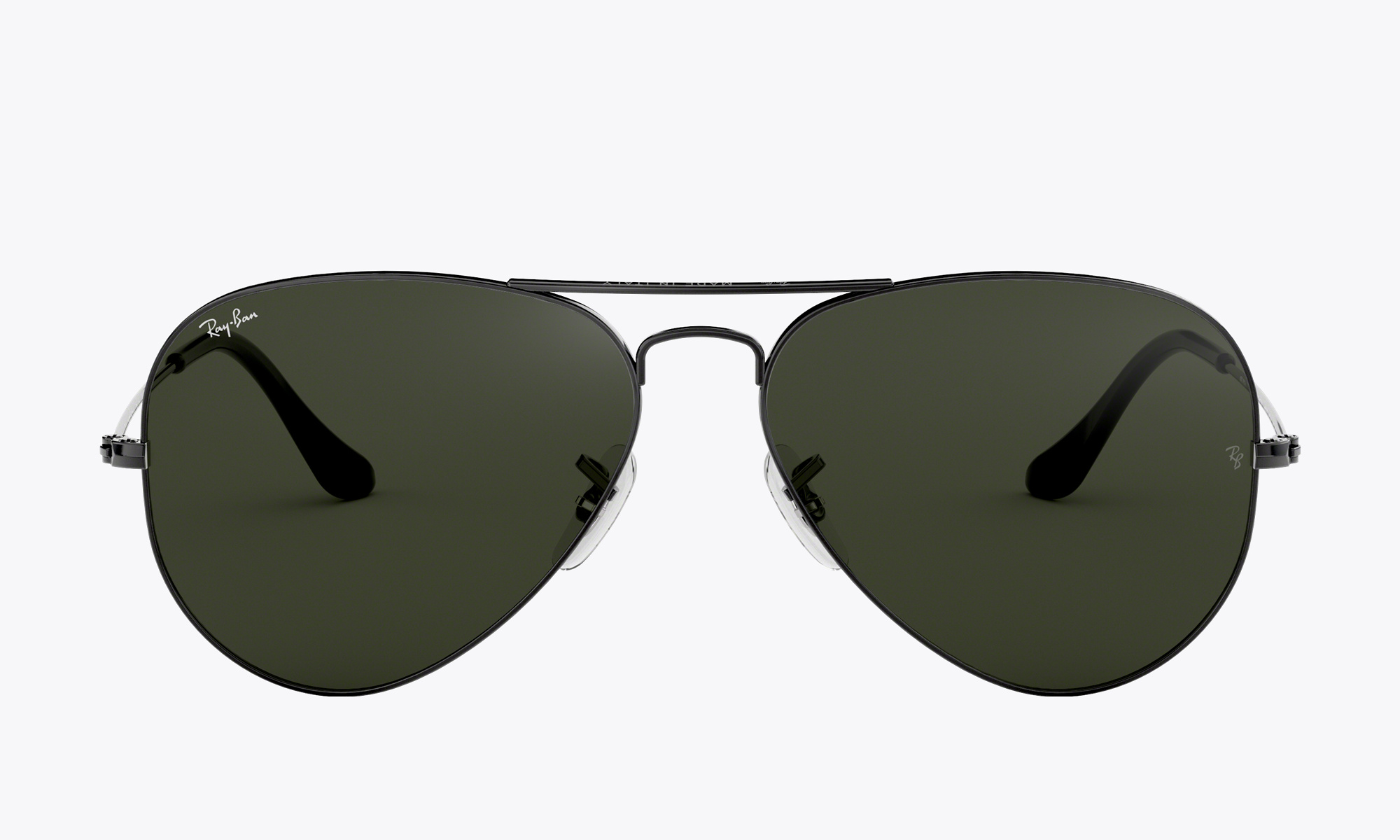 Image of Ray-Ban AVIATOR CLASSIC color Grey
