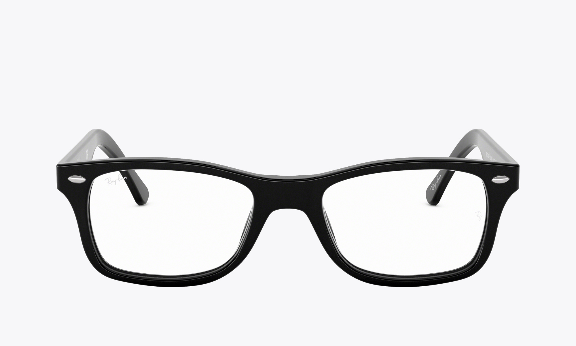 Image of Ray-Ban RB5228F color Black