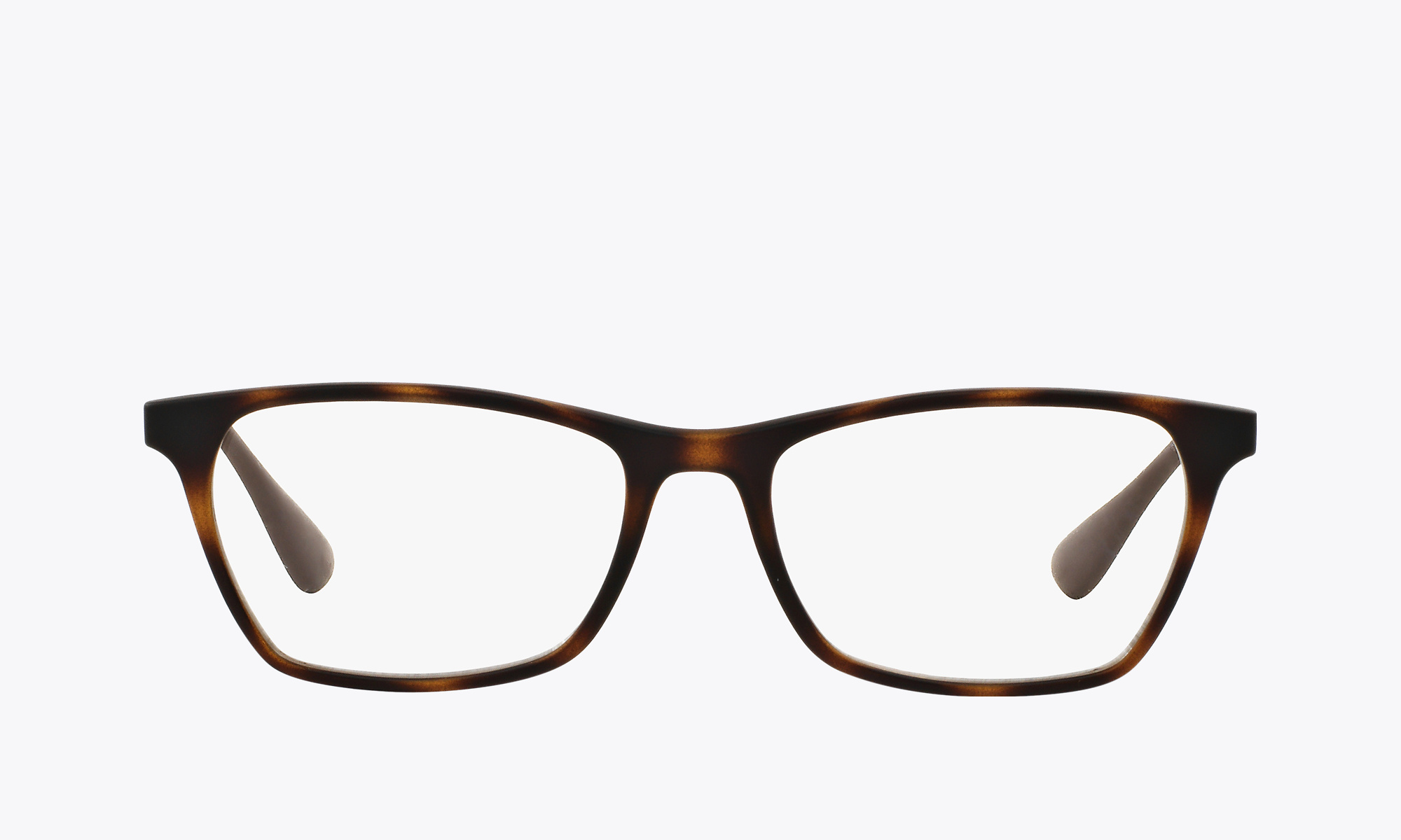 Image of Ray-Ban RX7053 color Brown