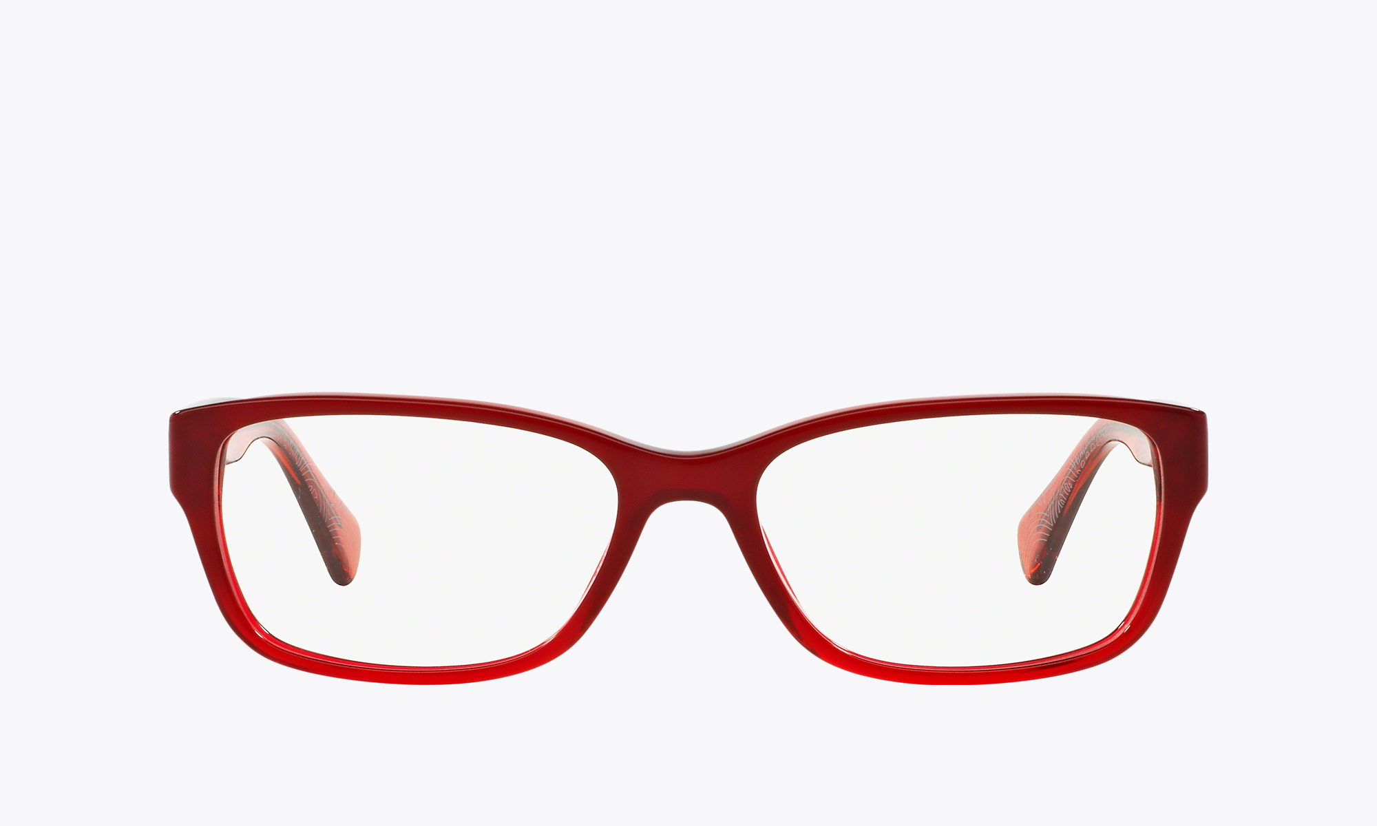 Image of Ralph by Ralph Lauren RA7067 color Red