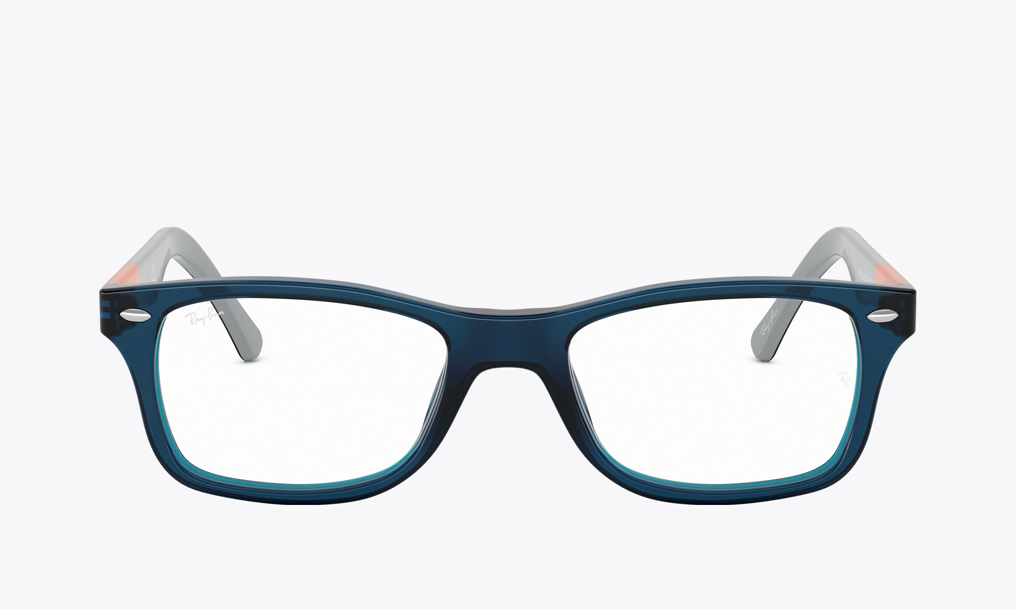 Image of Ray-Ban RB5228 color Blue
