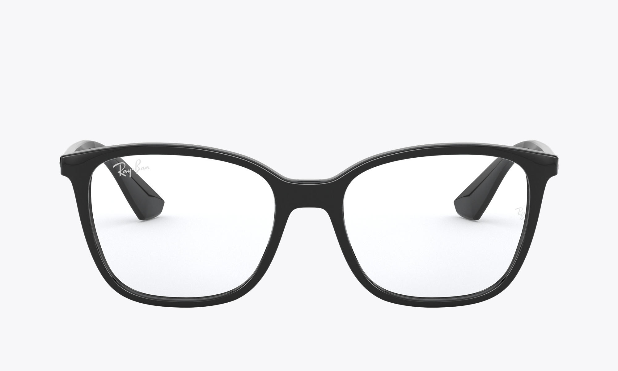 Image of Ray-Ban RX7066 color Black