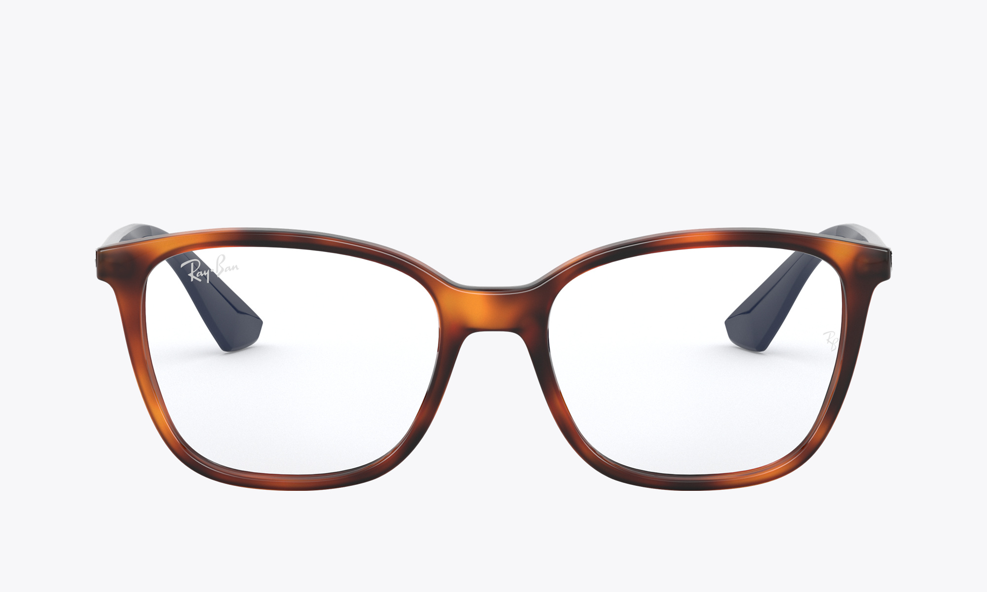 Image of Ray-Ban RX7066 color Tortoise