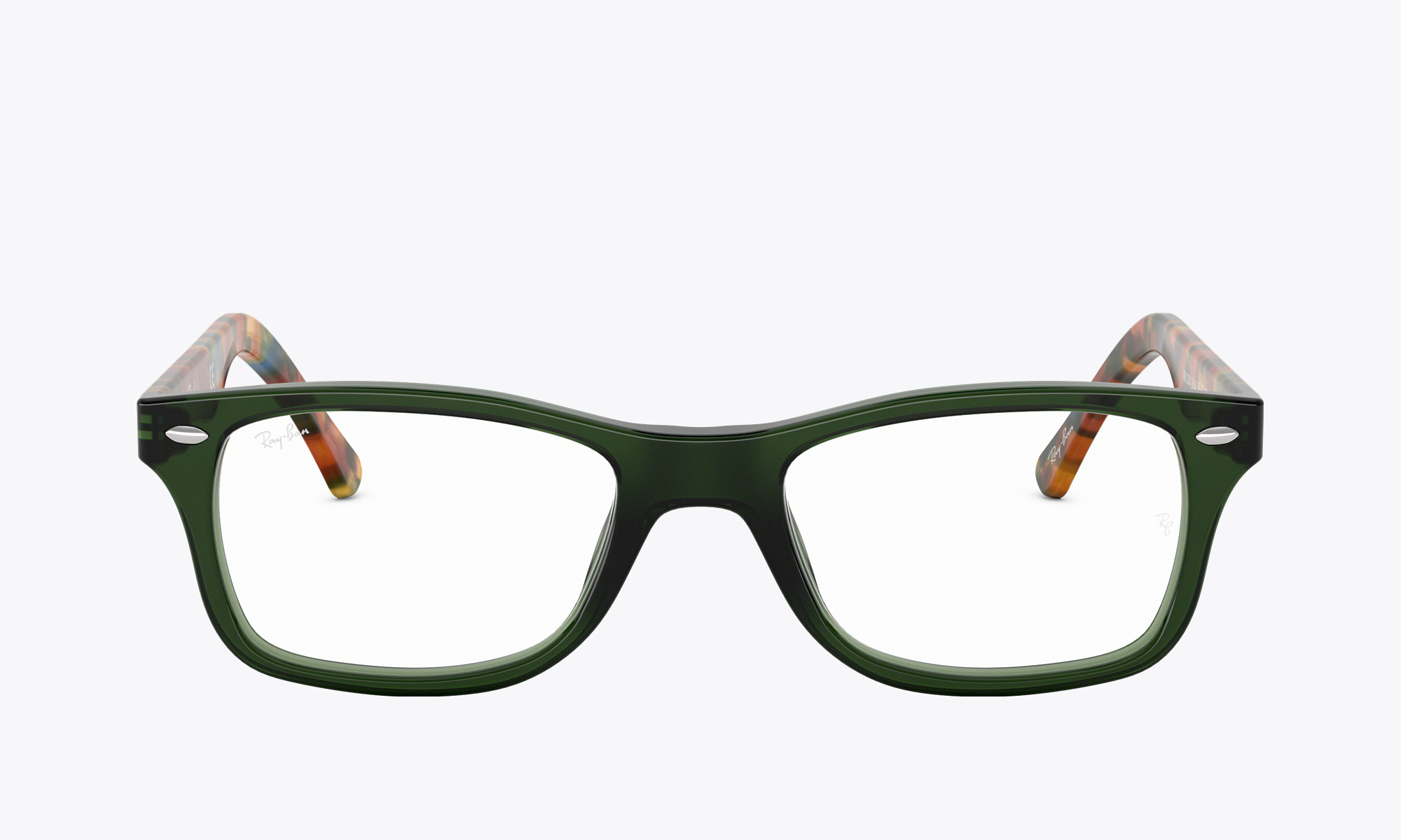 Image of Ray-Ban RB5228 color Green