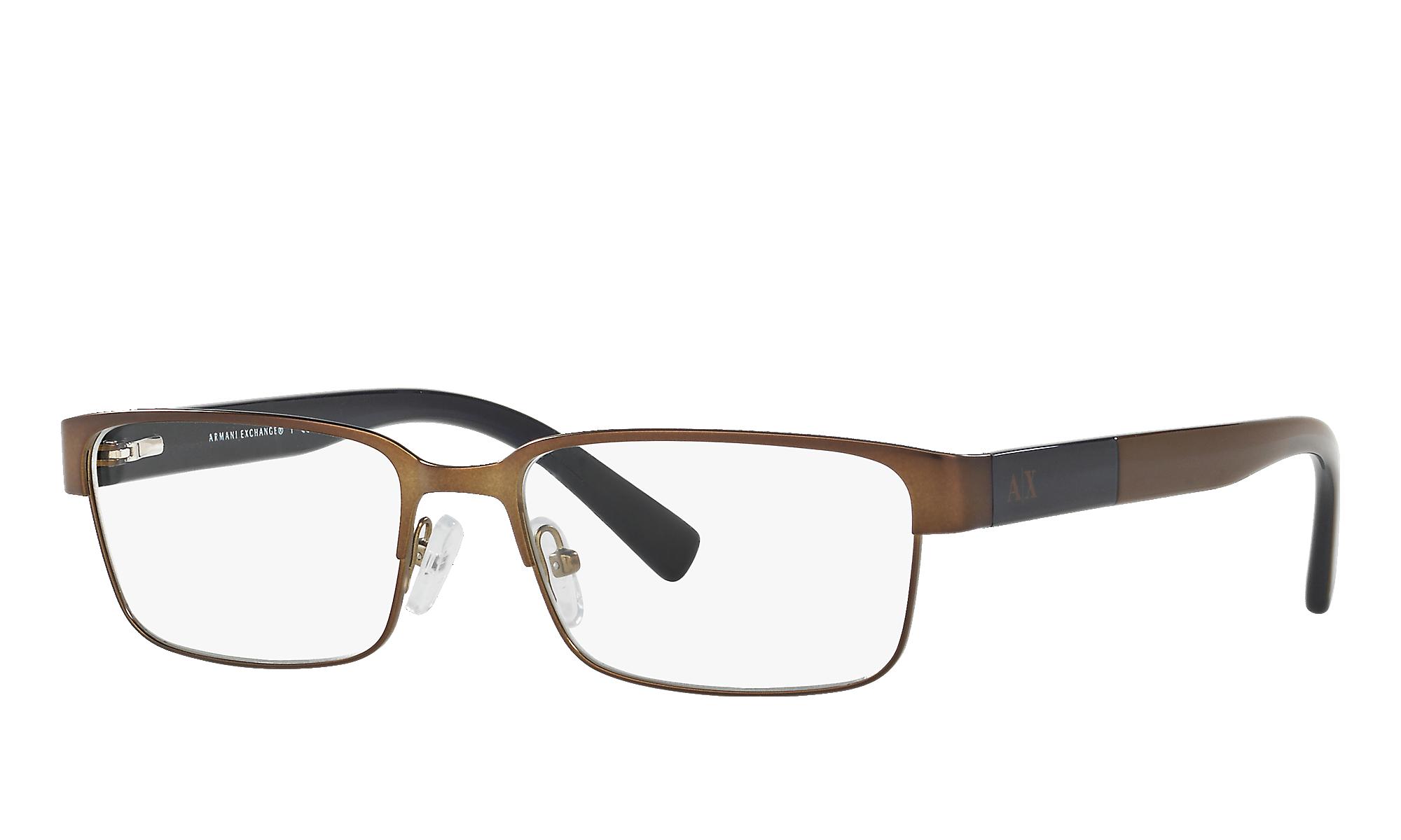 Armani Exchange AX1017 | Glasses.com® | Free Shipping