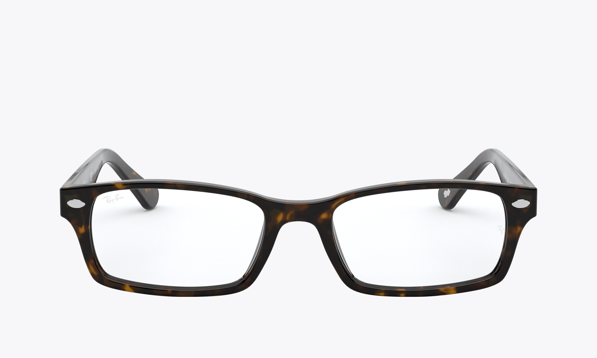 Image of Ray-Ban RX5206 color Tortoise