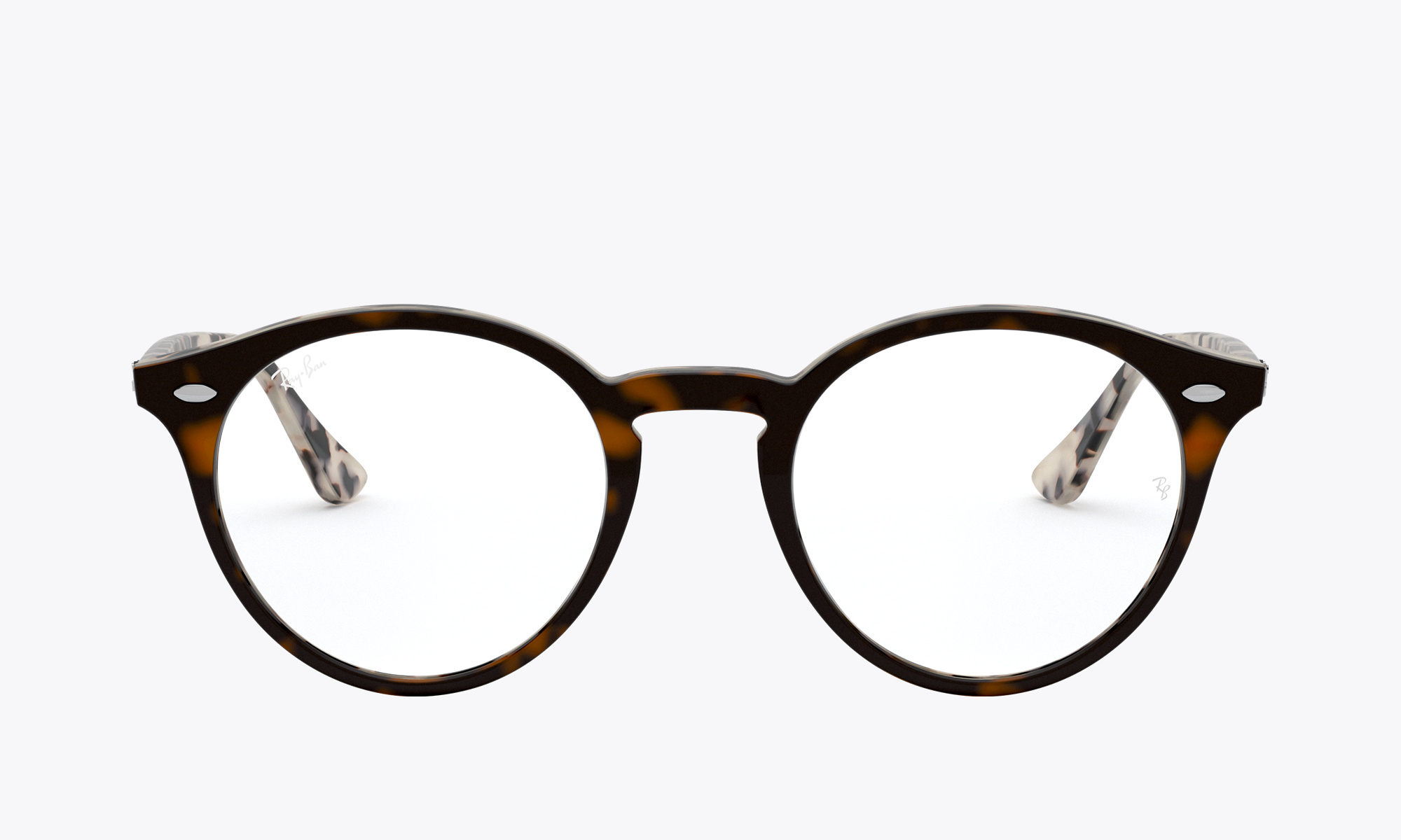 Image of Ray-Ban RB2180V color Tortoise