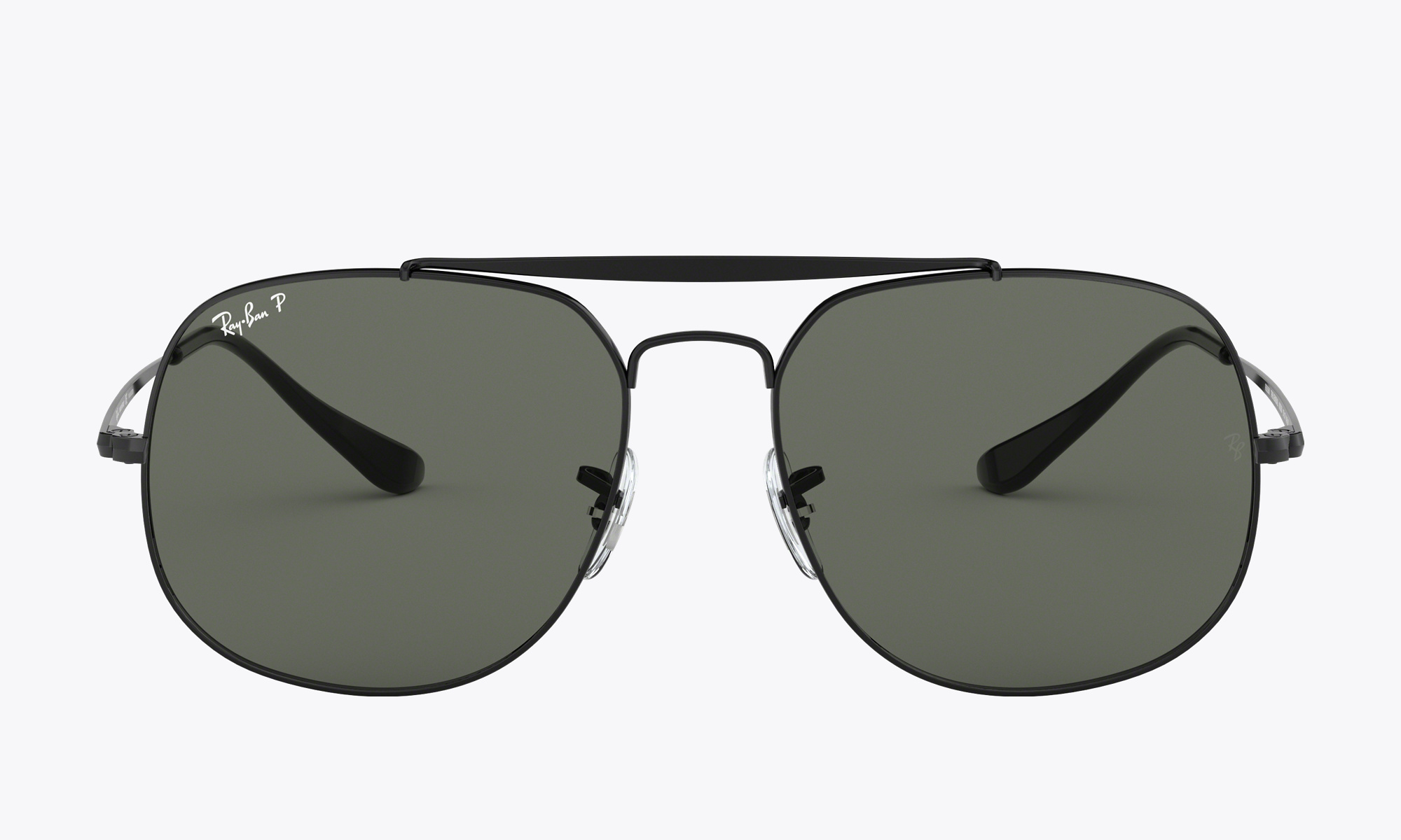 Image of Ray-Ban GENERAL color Black