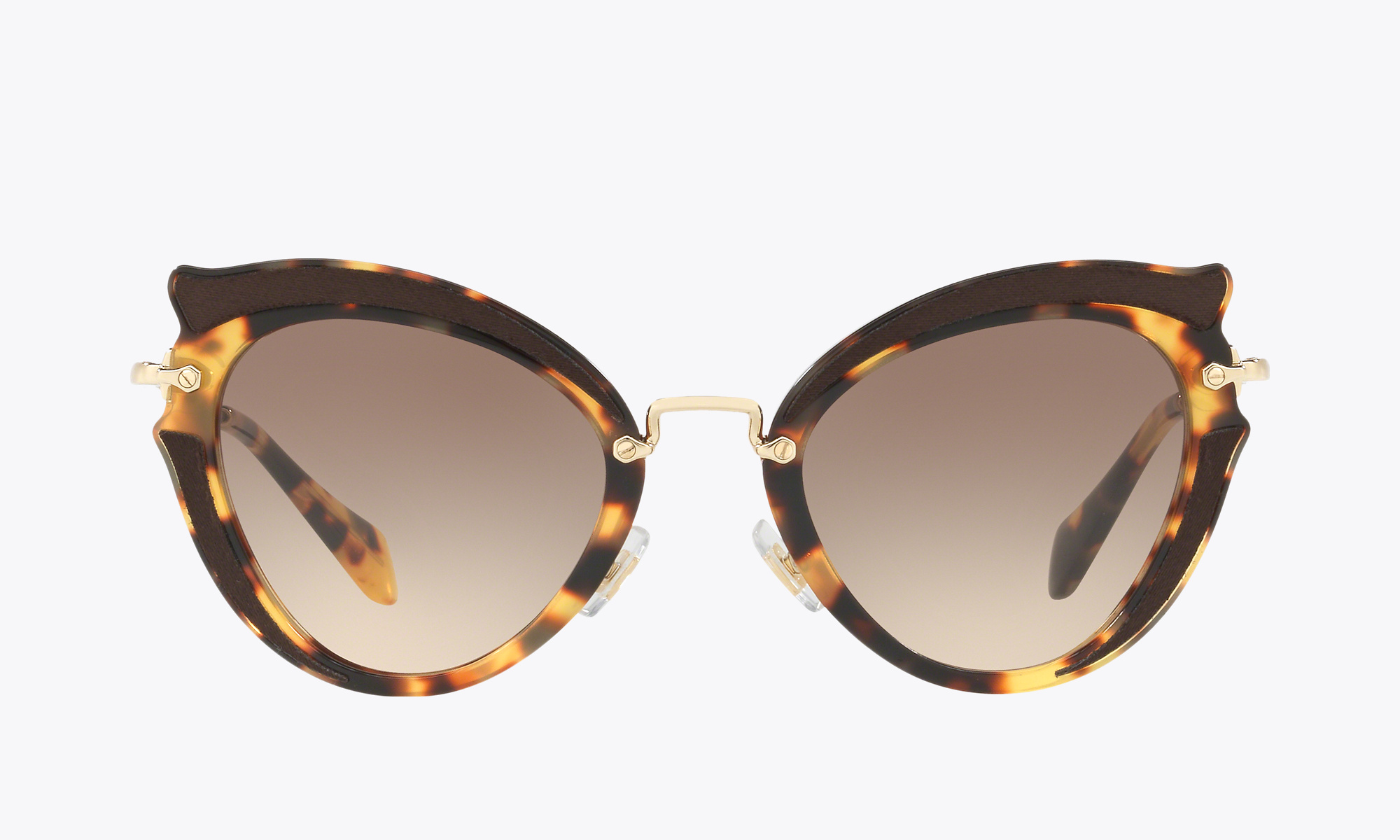 Image of Miu Miu MU 05SS color Tortoise