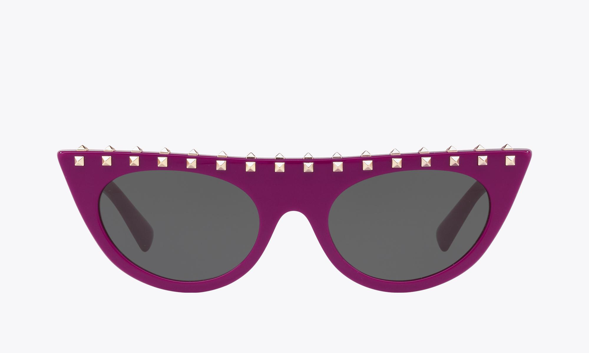 Image of Valentino VA4018 color Violet