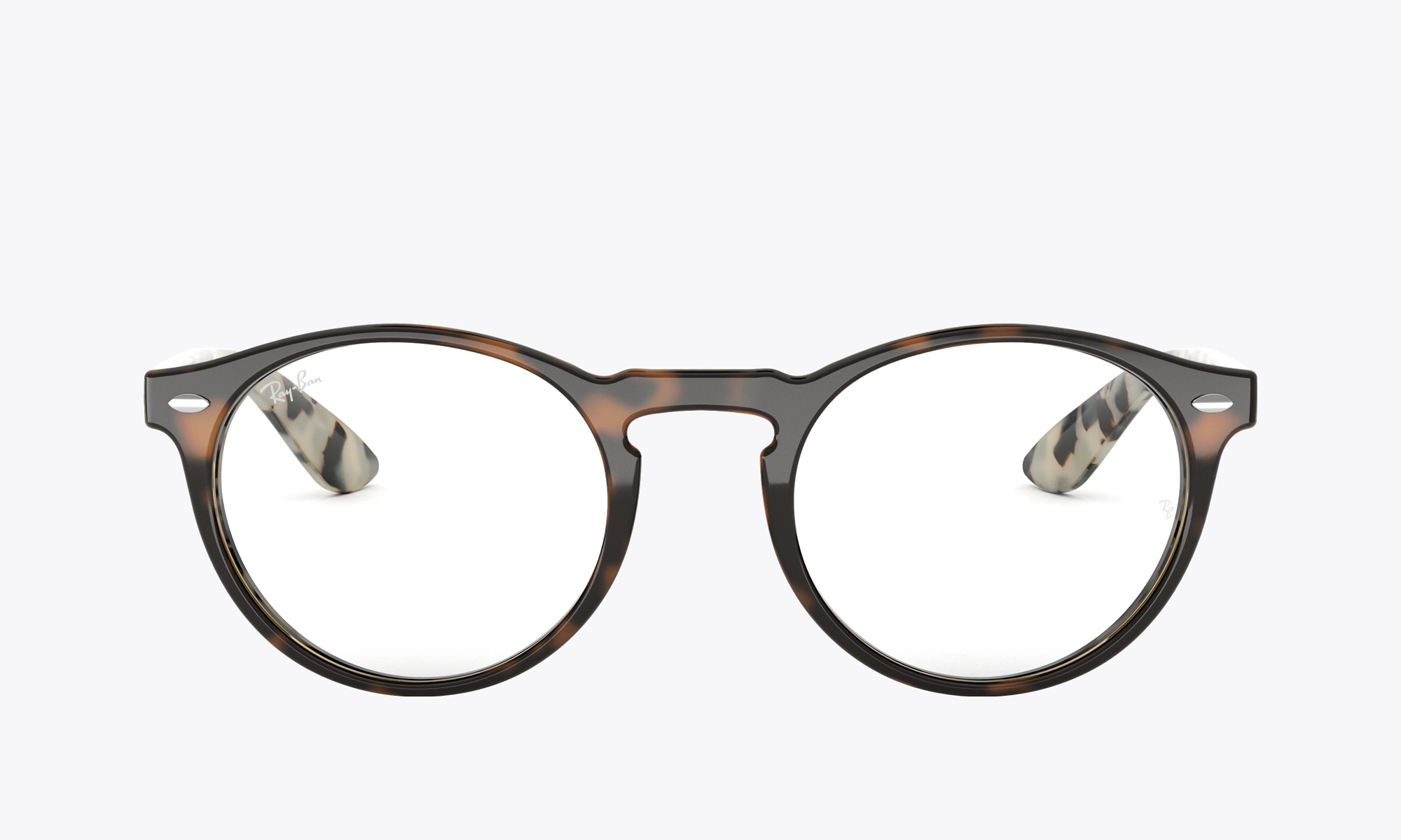Image of Ray-Ban RX5283 color Brown
