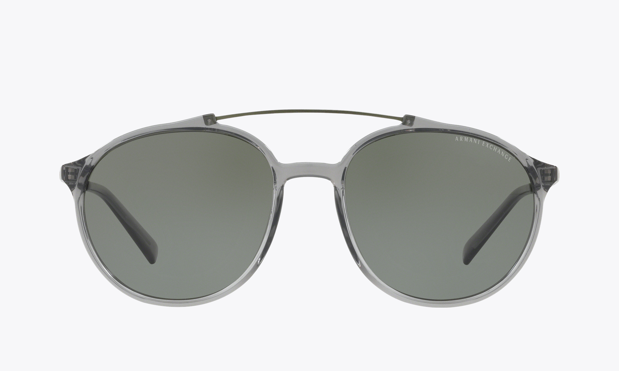 Image of Armani Exchange AX4069S color Grey