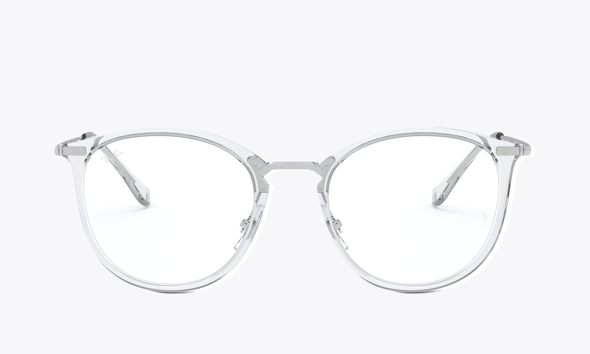 Image of Ray-Ban RB7140 color Transparent