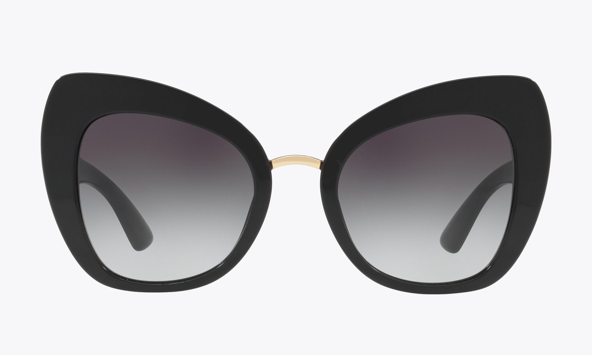 Image of Dolce & Gabbana DG4319 color Black
