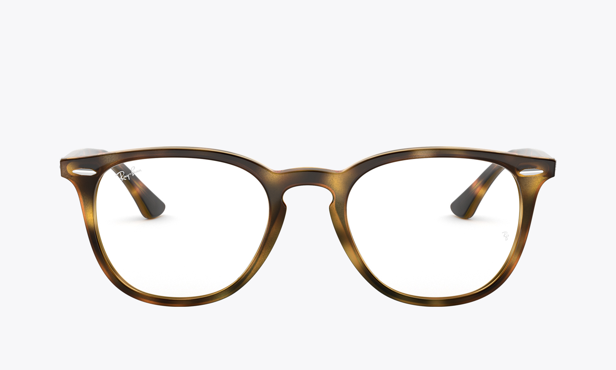 Image of Ray-Ban RB7159 color Tortoise