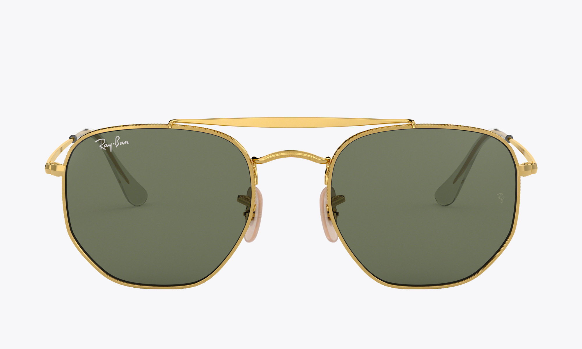 Image of Ray-Ban MARSHAL color Gold