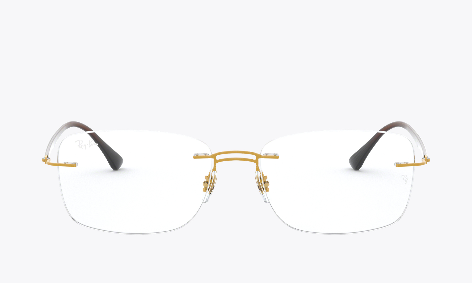 Image of Ray-Ban RX8750 color Gold
