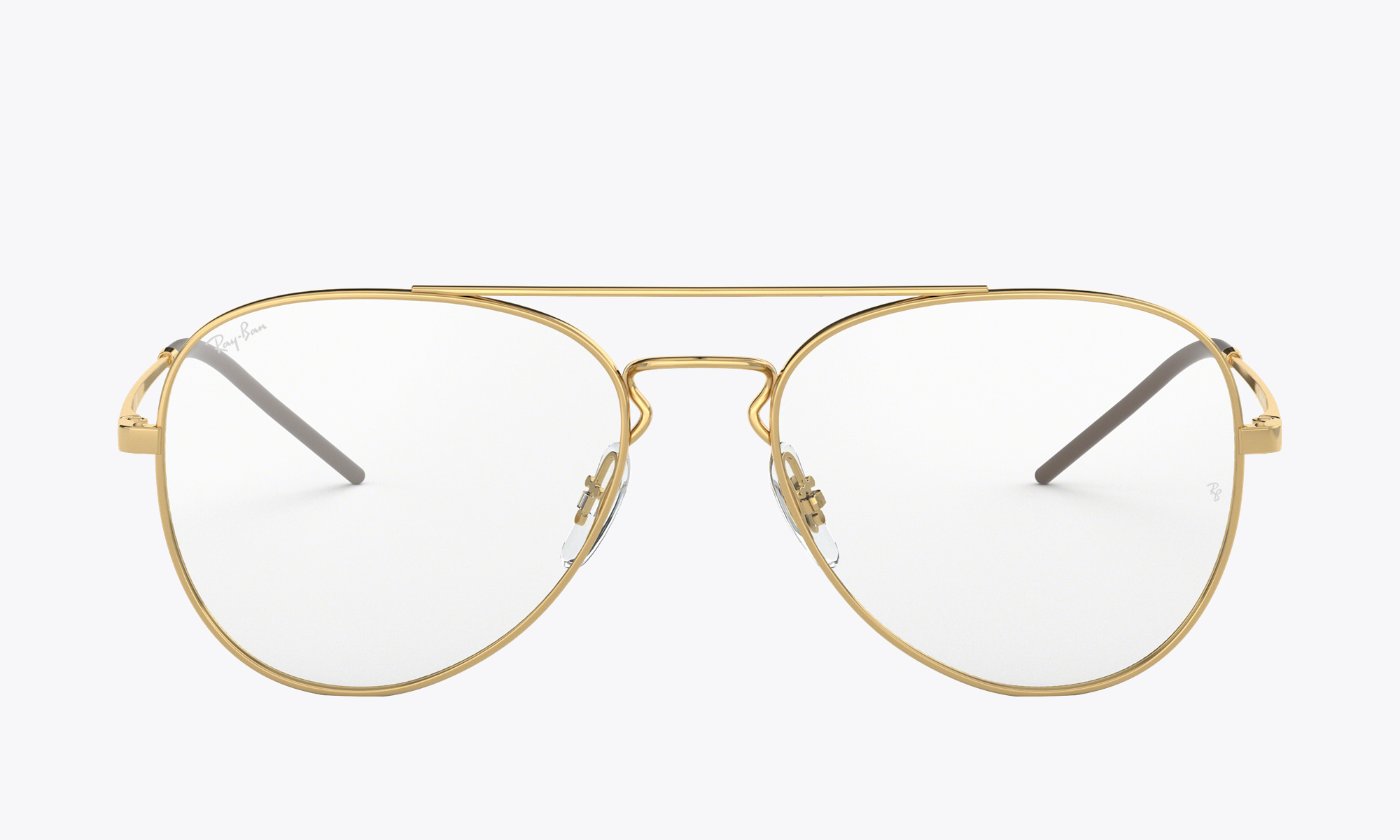 Image of Ray-Ban RB6413 color Gold