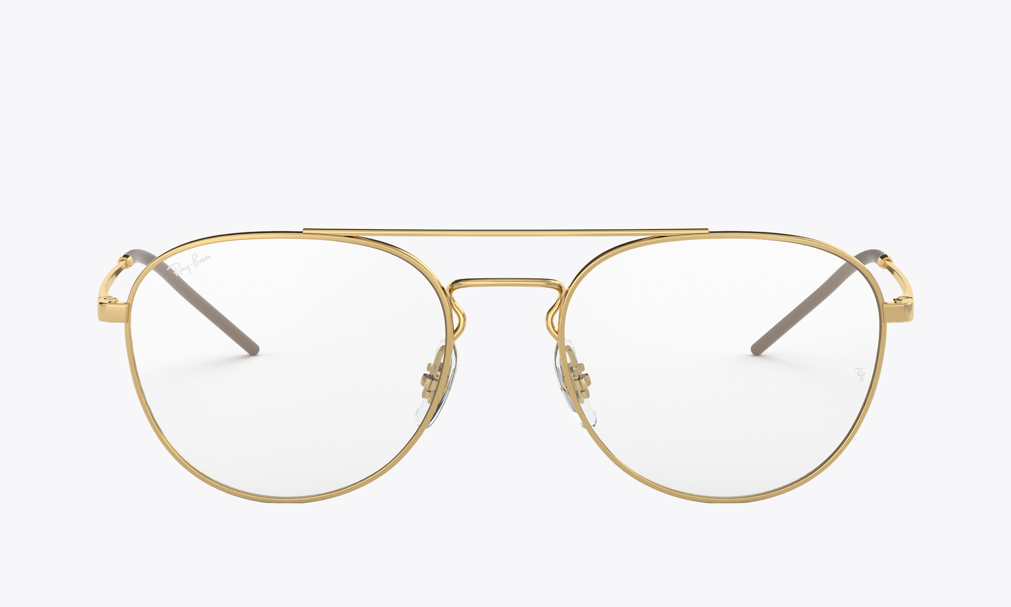 Image of Ray-Ban RB6414 color Gold