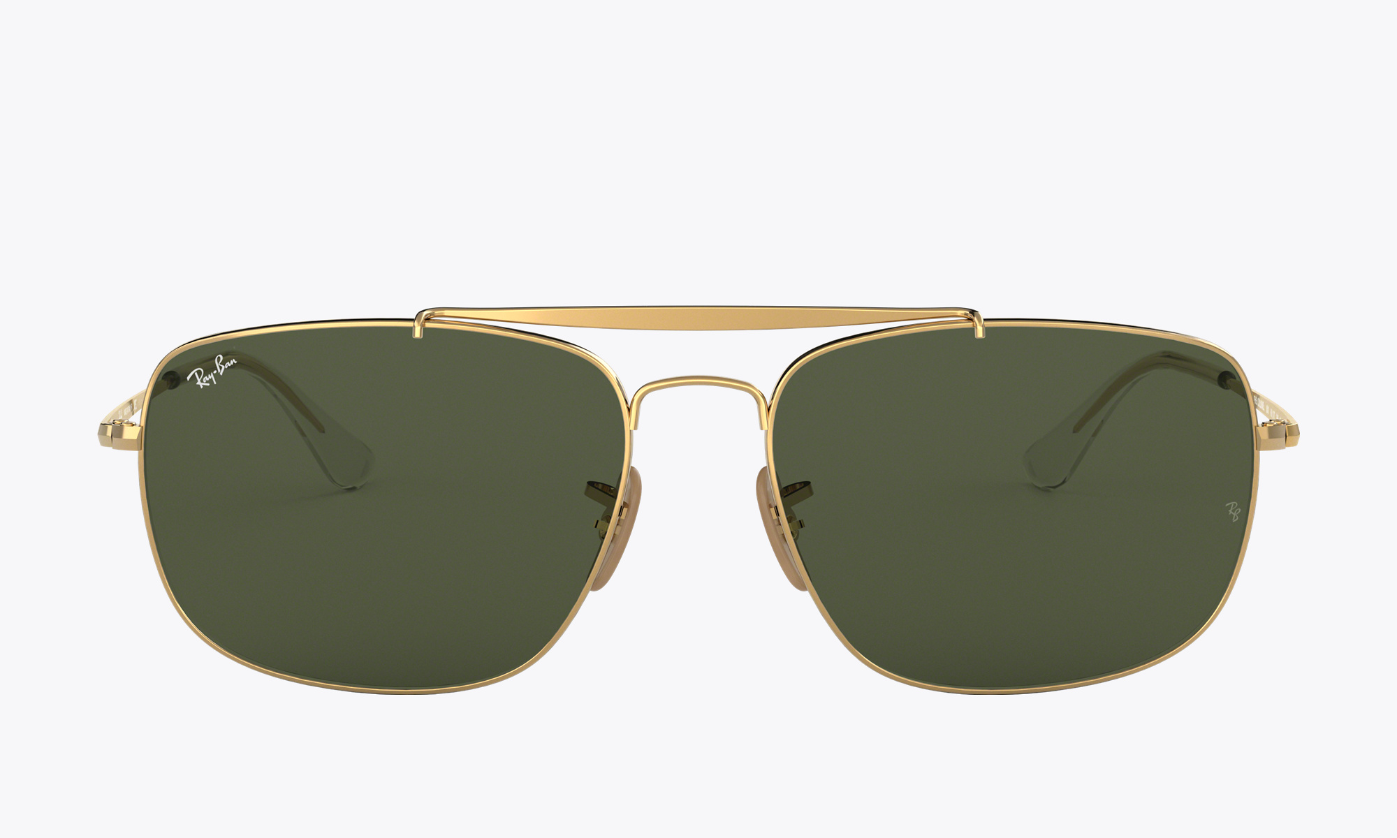 Image of Ray-Ban COLONEL color Gold