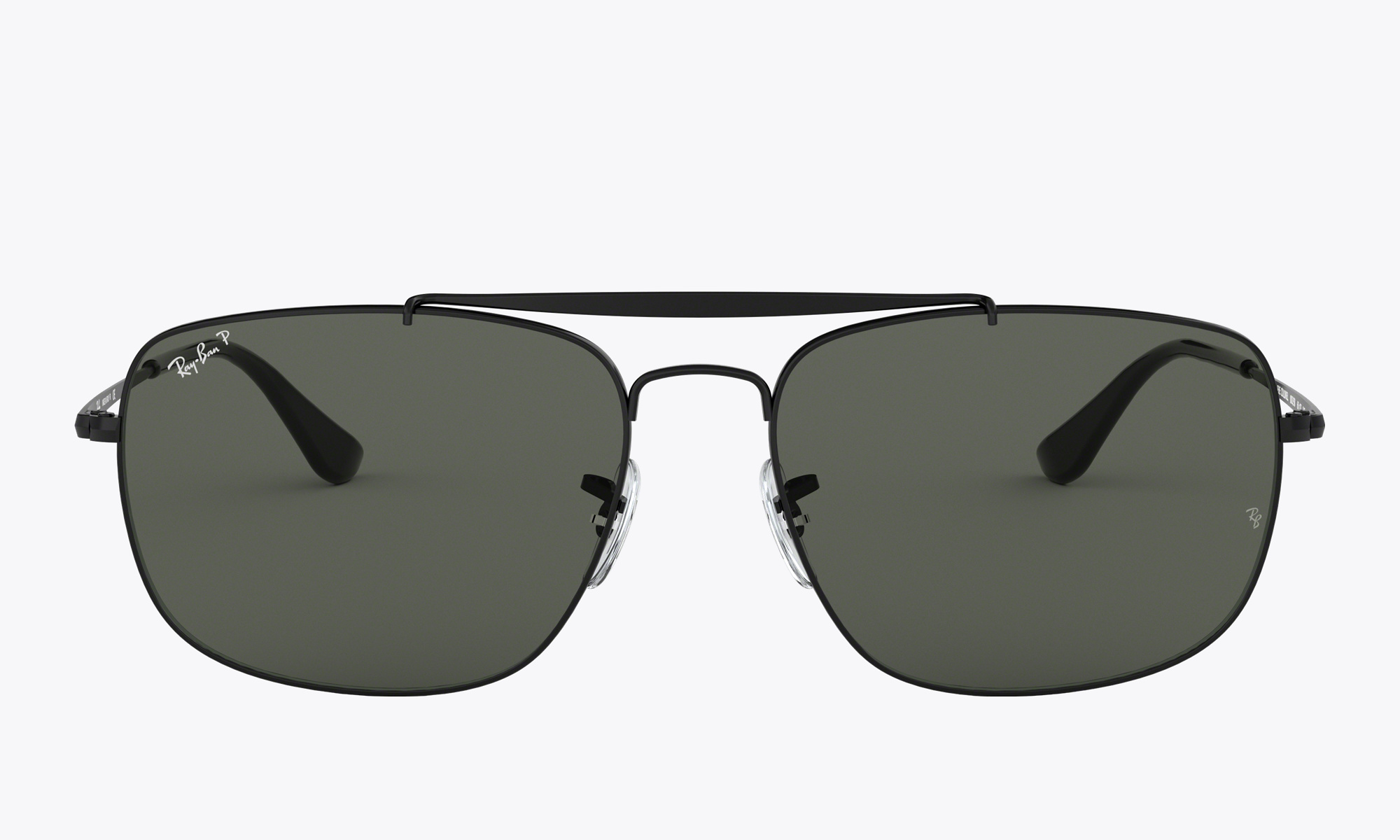 Image of Ray-Ban COLONEL color Black