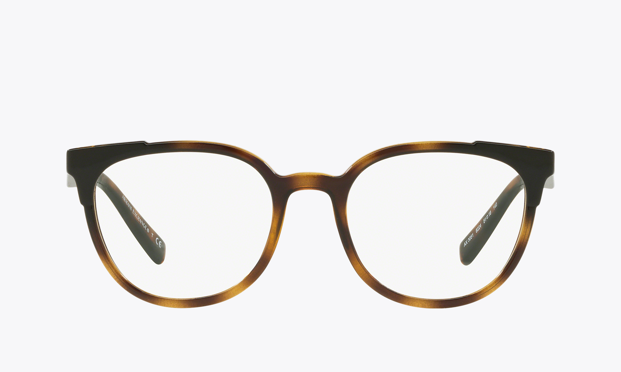 Image of Armani Exchange AX3051 color Tortoise