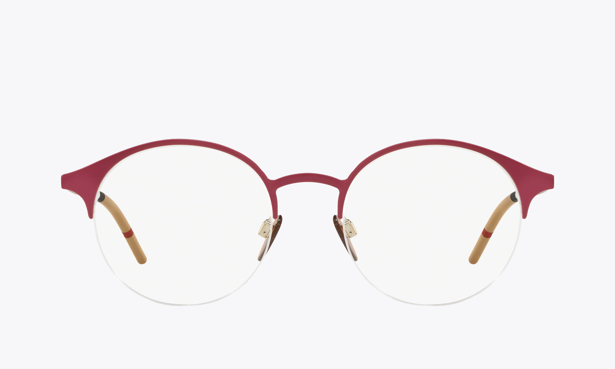 Image of Burberry BE1328 color Red