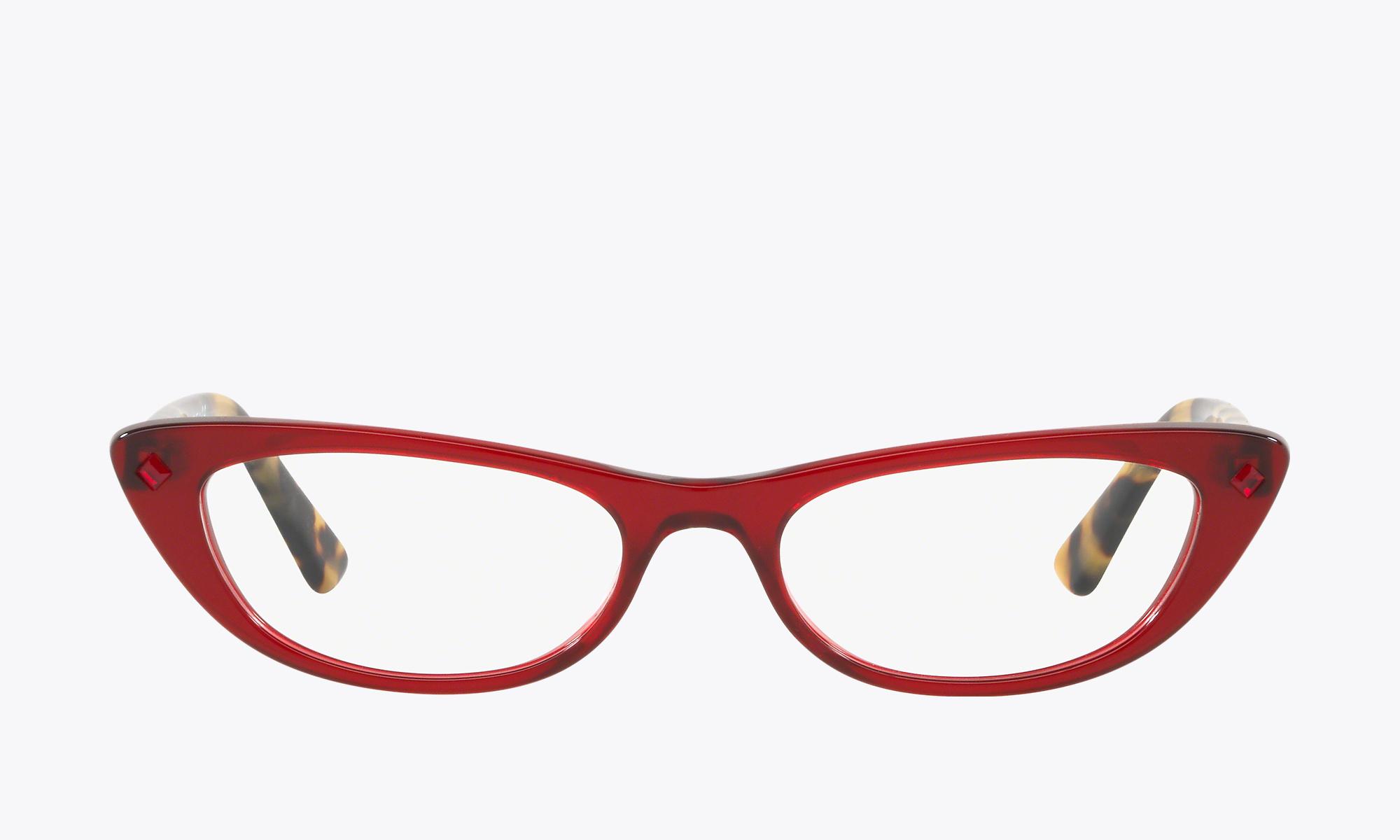 Image of Vogue Eyewear VO5236B color Red