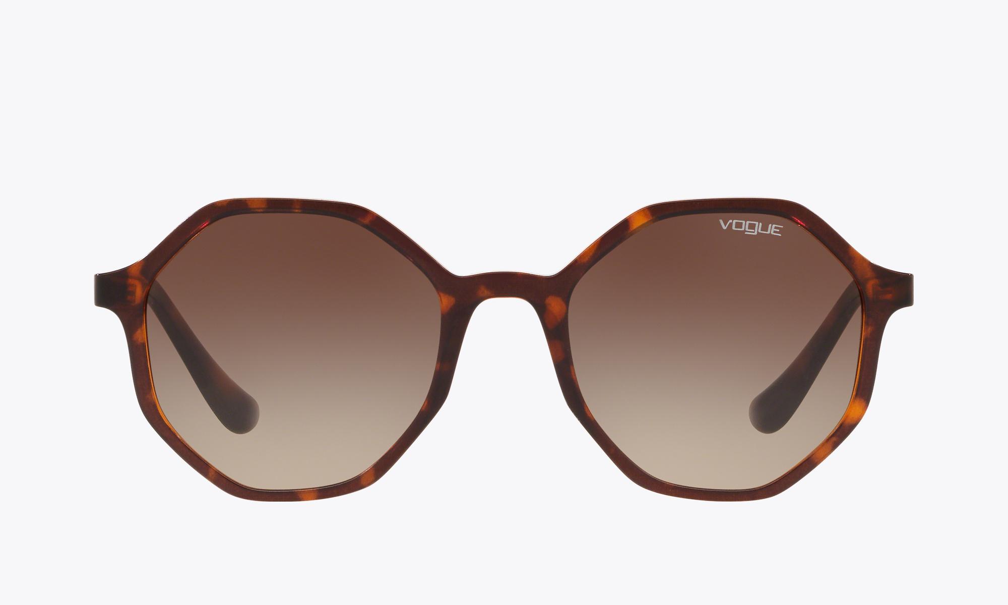 Image of Vogue Eyewear VO5222S color Tortoise