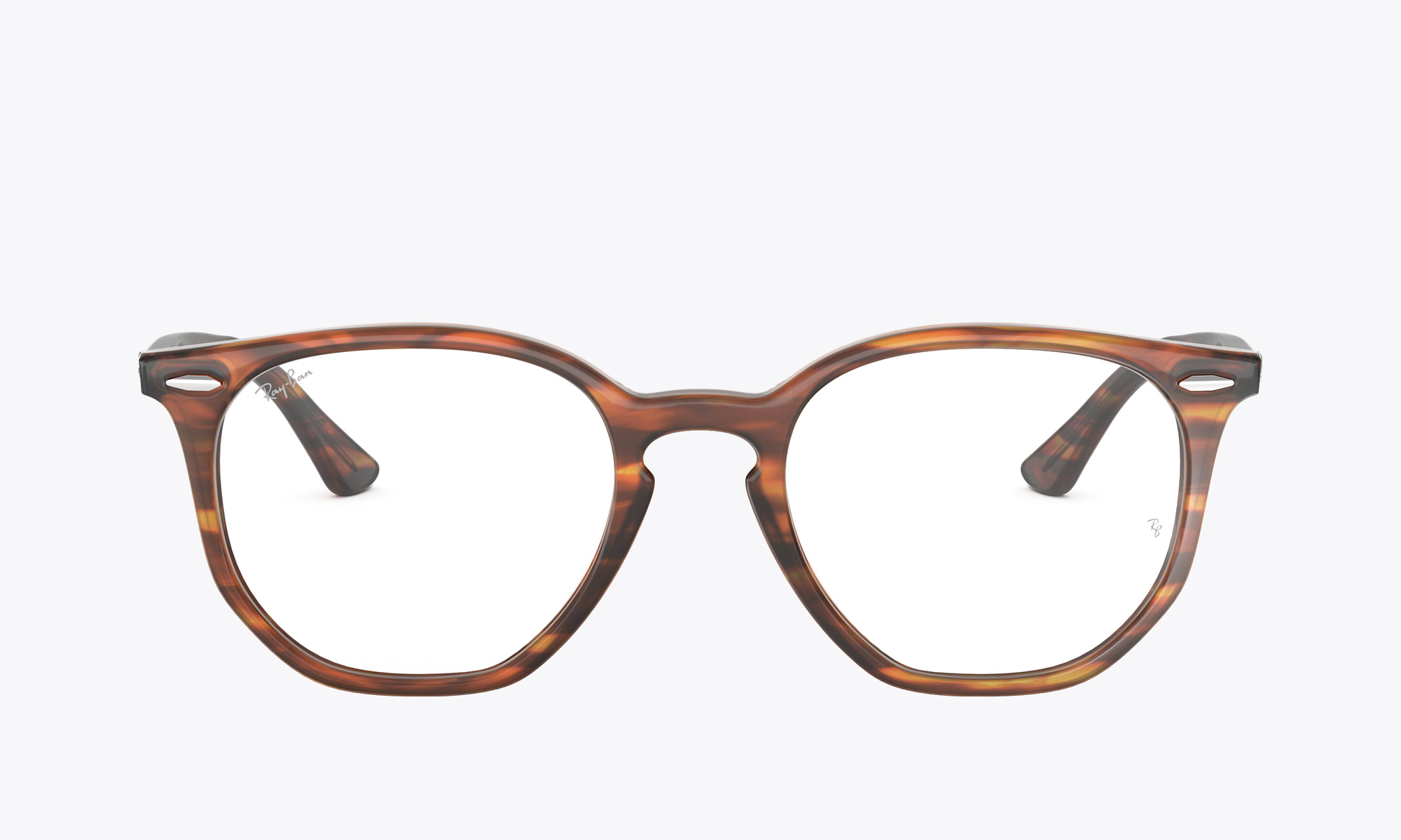 Image of Ray-Ban HEXAGONAL OPTICS color Tortoise