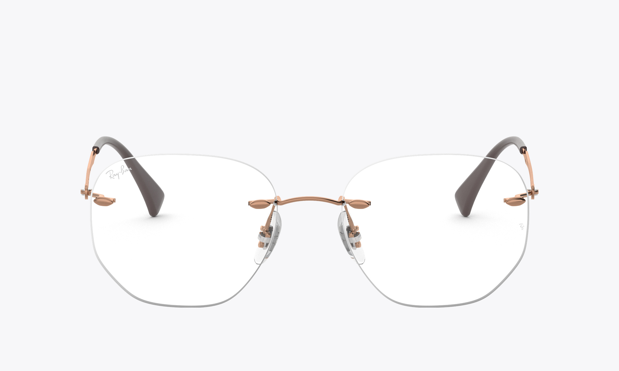 Image of Ray-Ban RB8754 color Brown