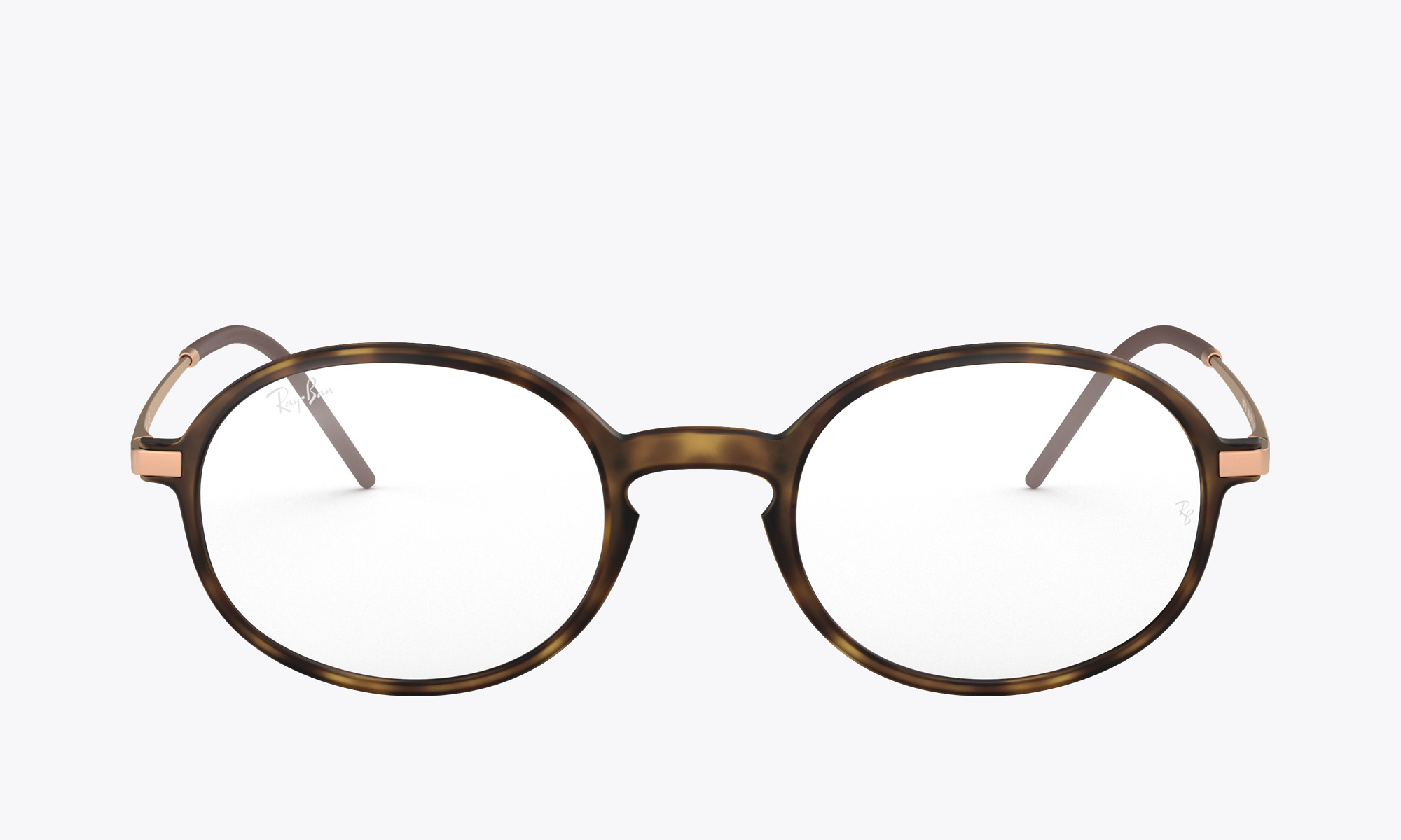Image of Ray-Ban RB7153 color Tortoise