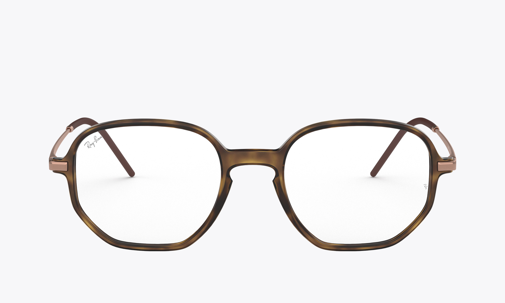 Image of Ray-Ban RB7152 color Tortoise