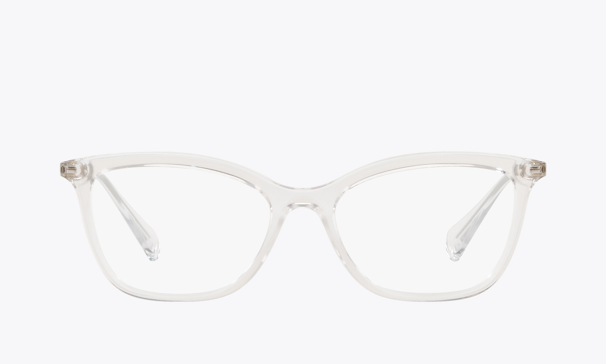 Image of Ralph by Ralph Lauren RA7104 color Transparent