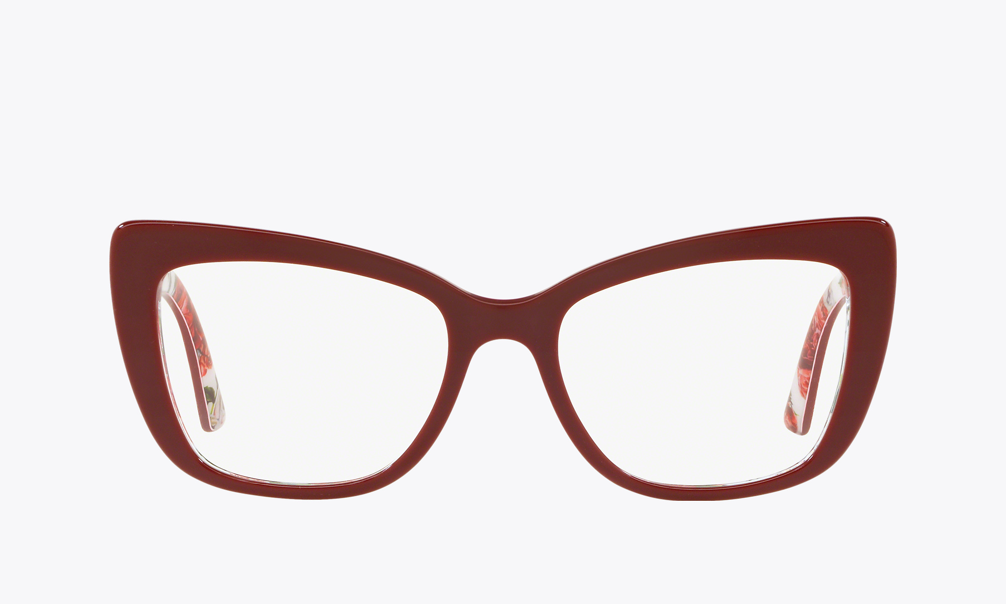 Image of Dolce & Gabbana DG3308 color Red