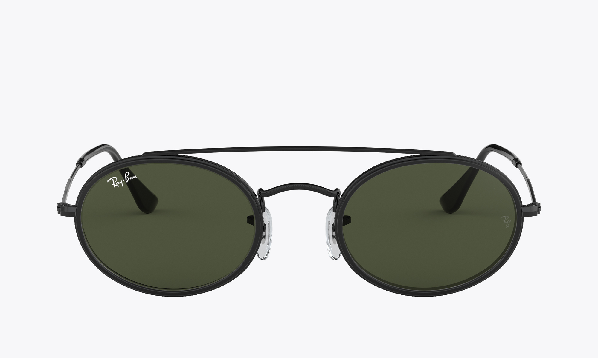 Image of Ray-Ban RB3847N color Black