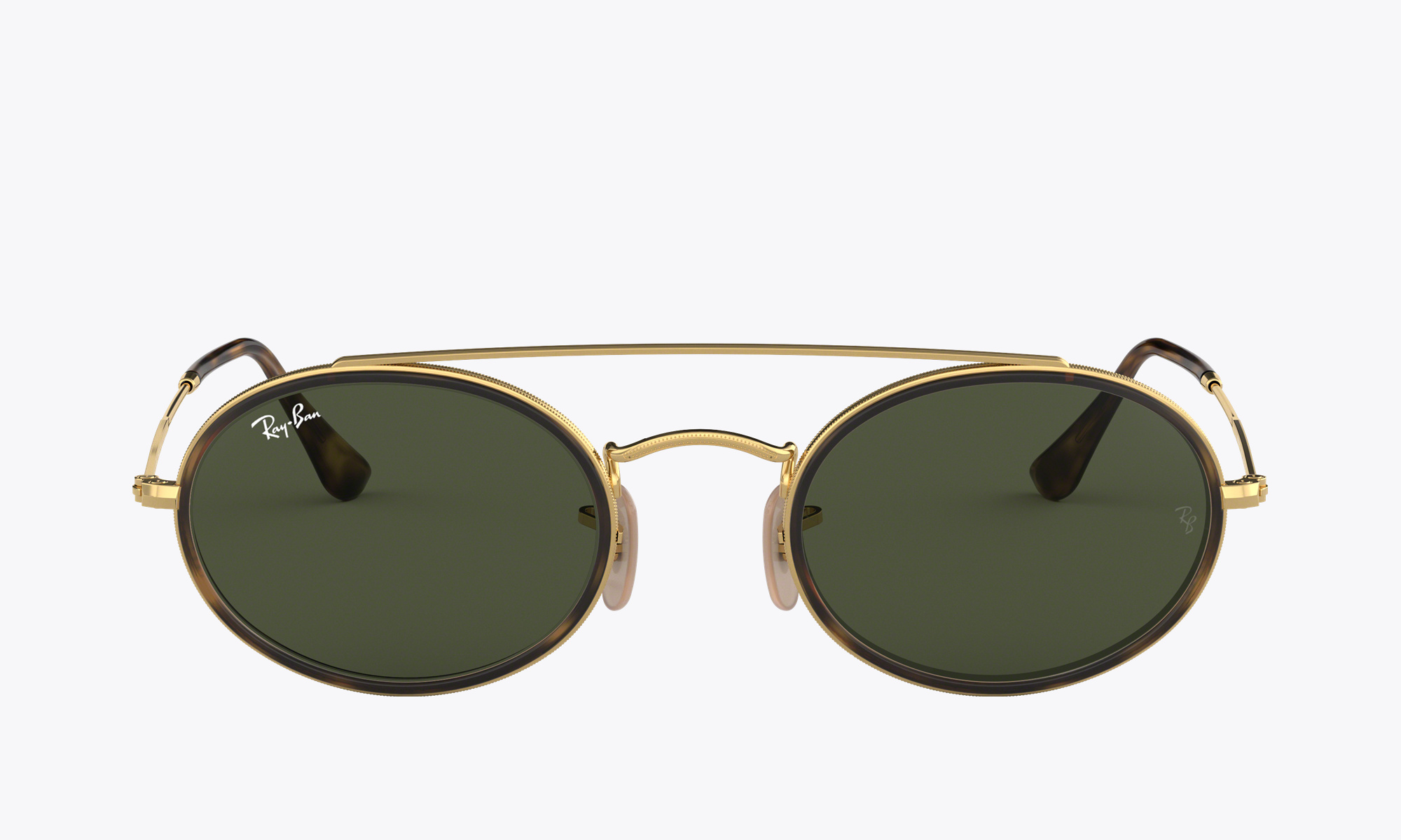 Image of Ray-Ban RB3847N color Gold