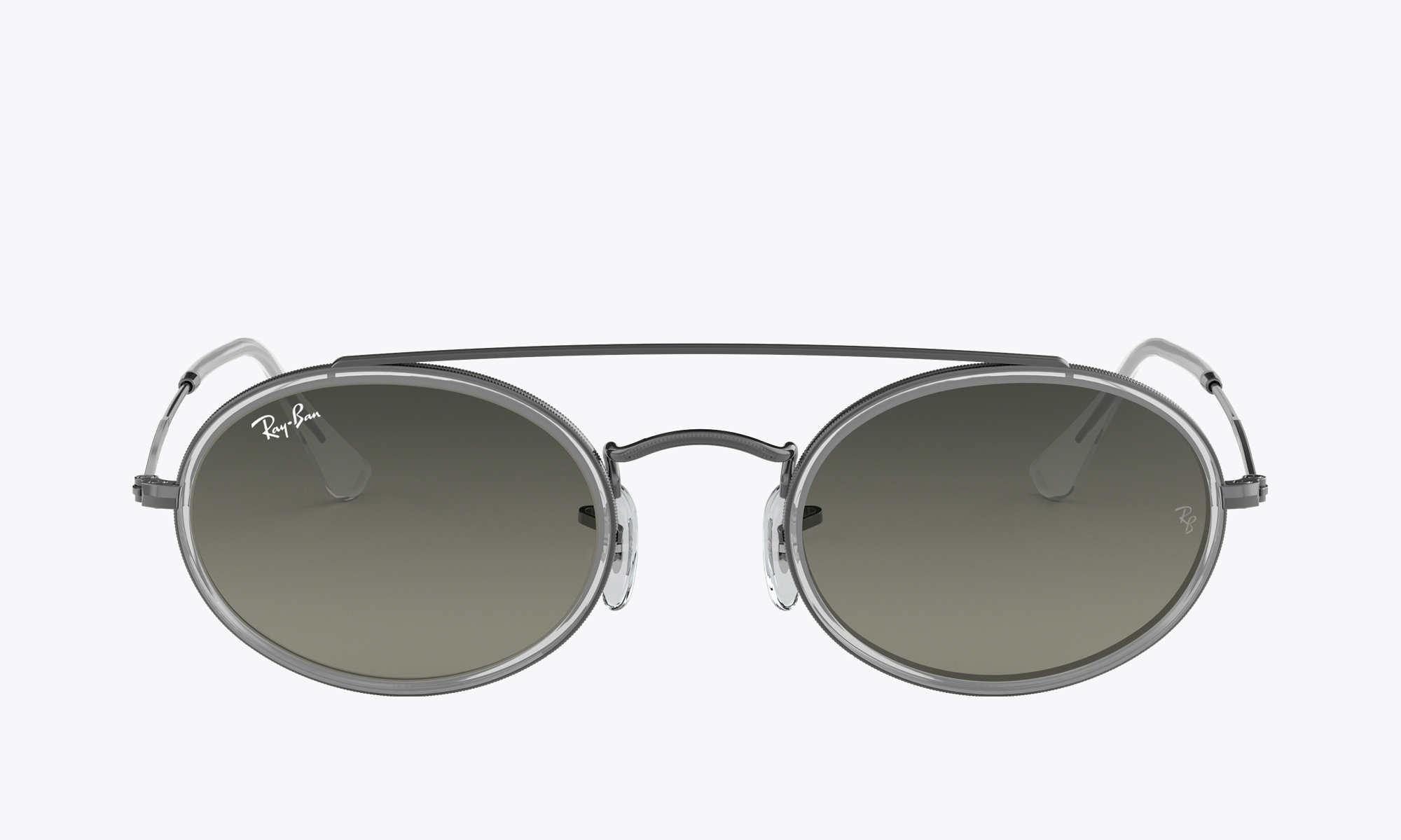 Image of Ray-Ban RB3847N color Grey
