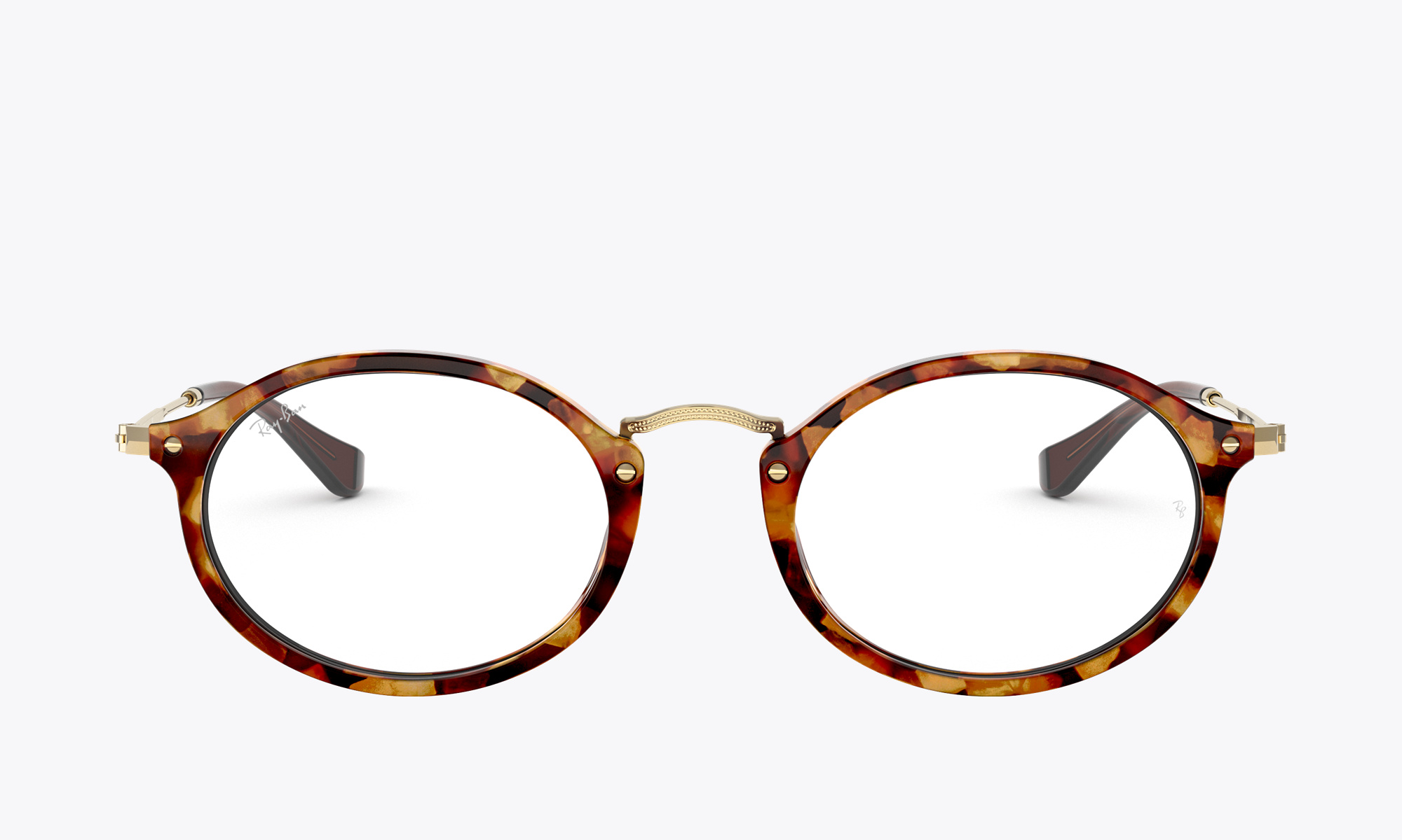 Image of Ray-Ban RB2547V color Tortoise