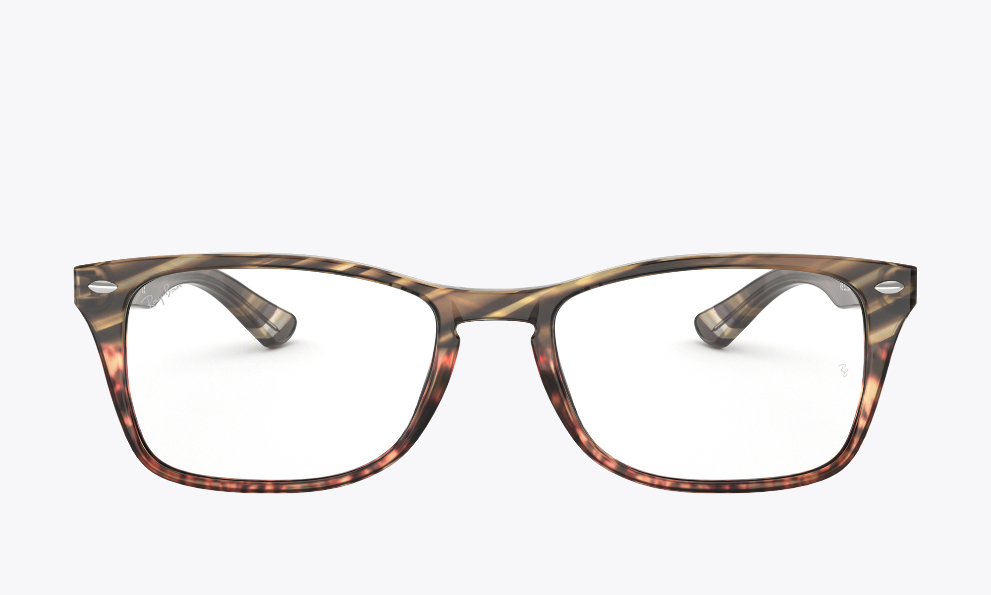Image of Ray-Ban RB5228M color Tortoise
