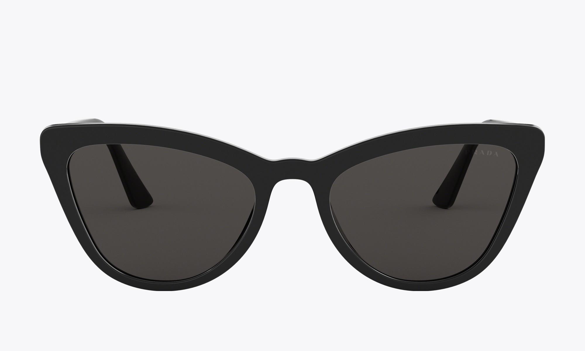 Image of Prada CATWALK PR 01VS color Black