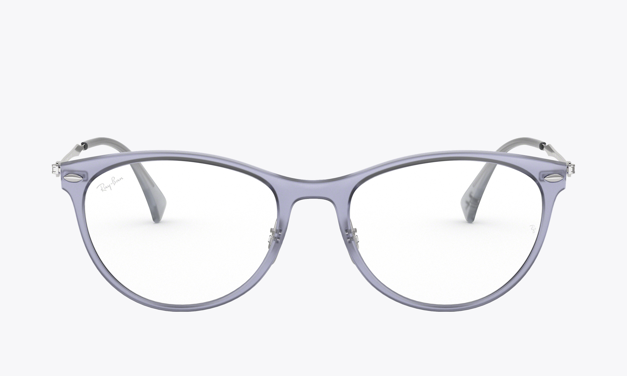 Image of Ray-Ban RB7160 color Violet
