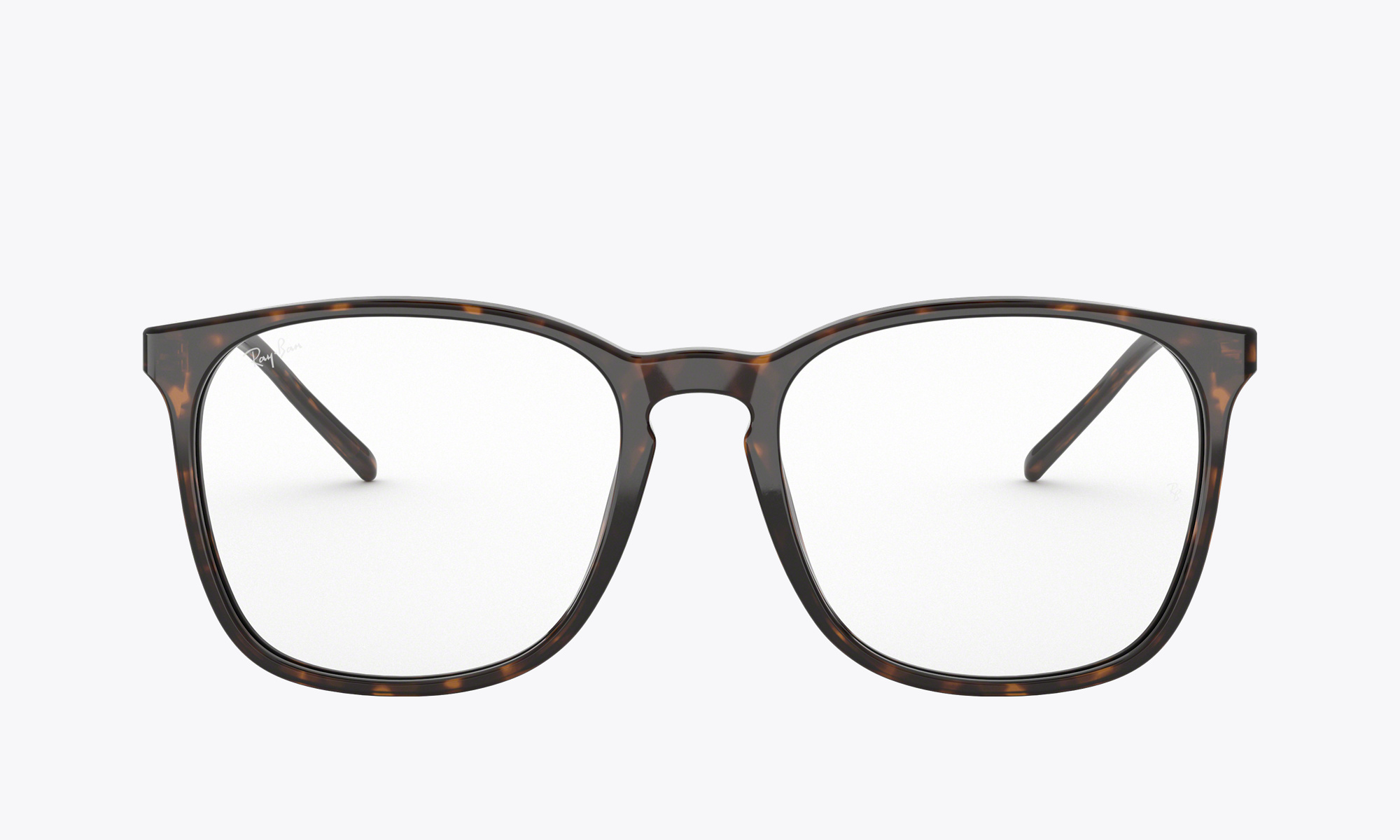 Image of Ray-Ban RX5387 color Brown