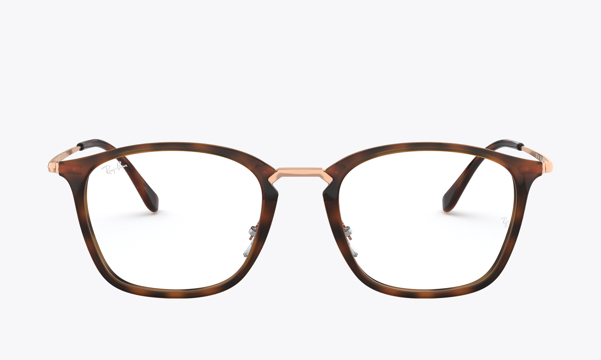 Image of Ray-Ban RB7164 color Tortoise