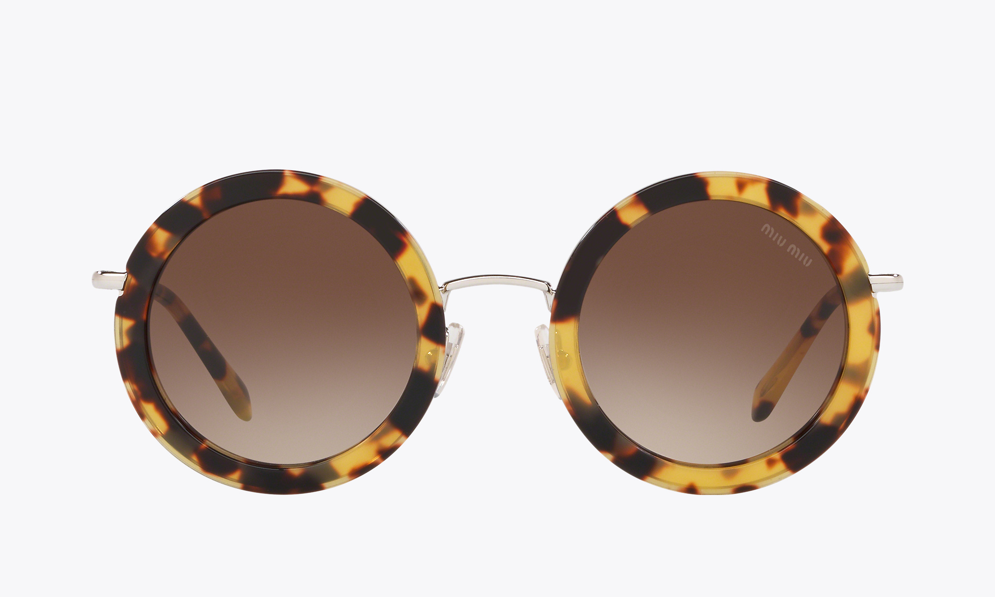 Image of Miu Miu CORE COLLECTION MU 59US color Tortoise
