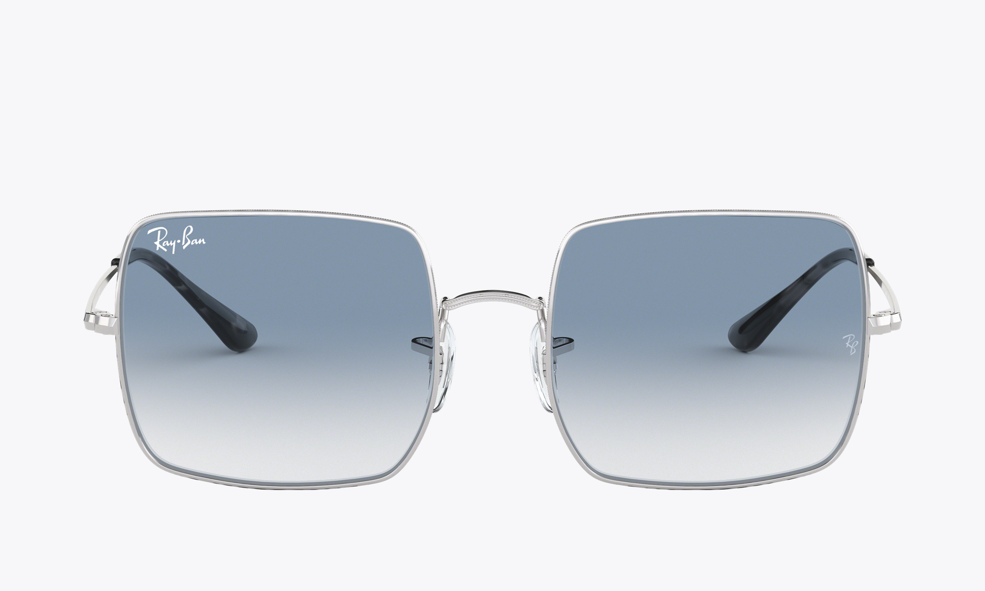 Image of Ray-Ban SQUARE color Silver